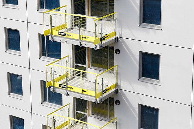 edge protection balconies