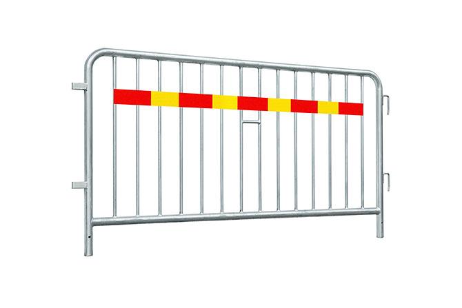 Barrier hot dip galvanized