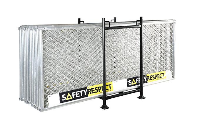 barrier stillage vertical