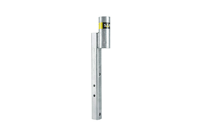 Flex vertical beam