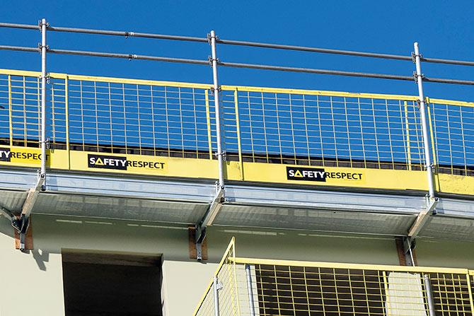 SafetyRespect Flex working platform