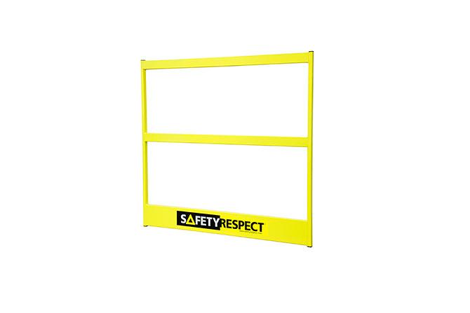 Frame barrier 1,3 alu