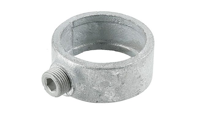 Safety locking ring