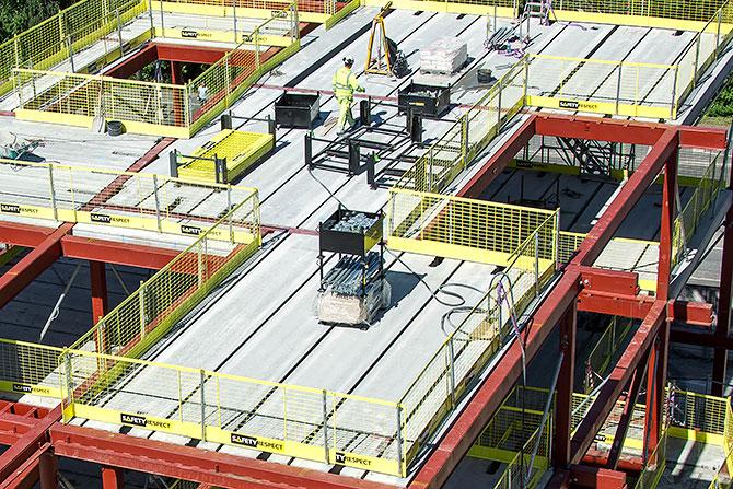 stillages transportation construction site