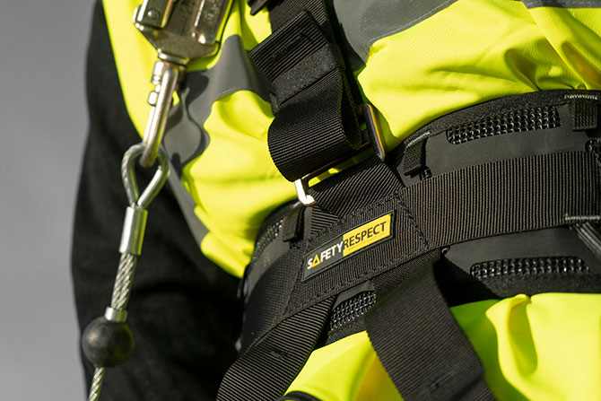 Training courses personal fall protection